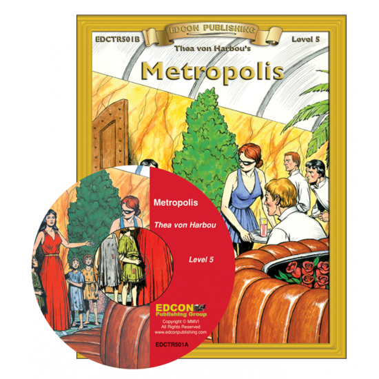 High-Interest/Low Readability Classics: Metropolis Set