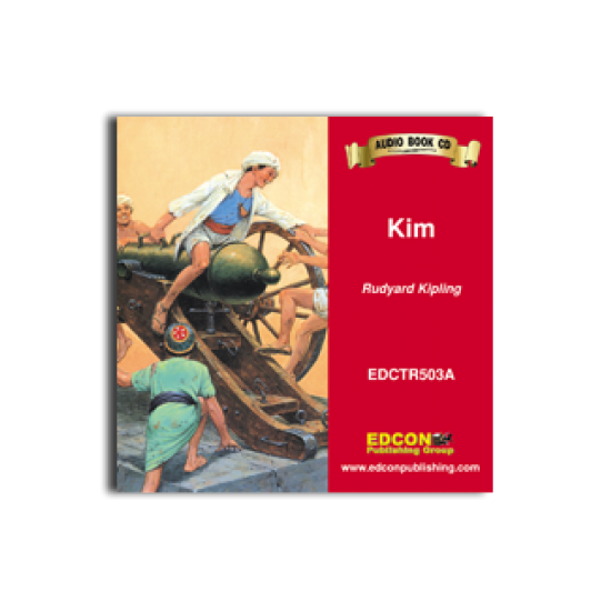 High-Interest/Low Readability Classics: Kim Audio CD