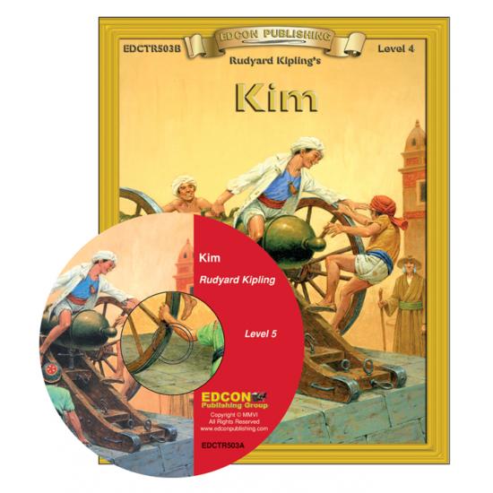 High-Interest/Low Readability Classics: Kim Set
