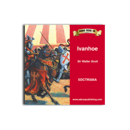 High-Interest/Low Readability Classics: Ivanhoe Audio CD