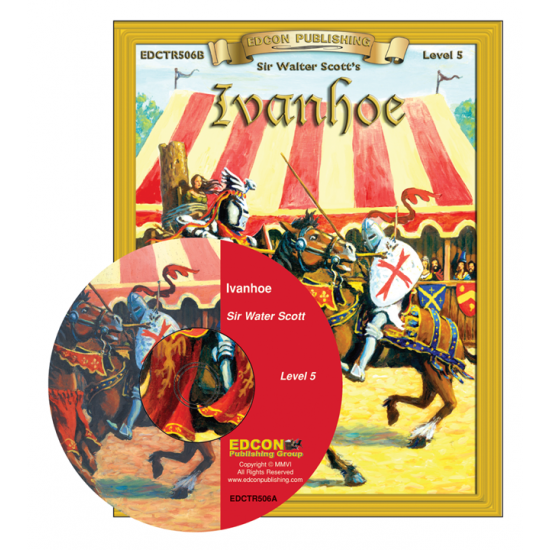 High-Interest/Low Readability Classics: Ivanhoe Set