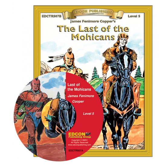 High-Interest/Low Readability Classics: Last of the Mohicans Set