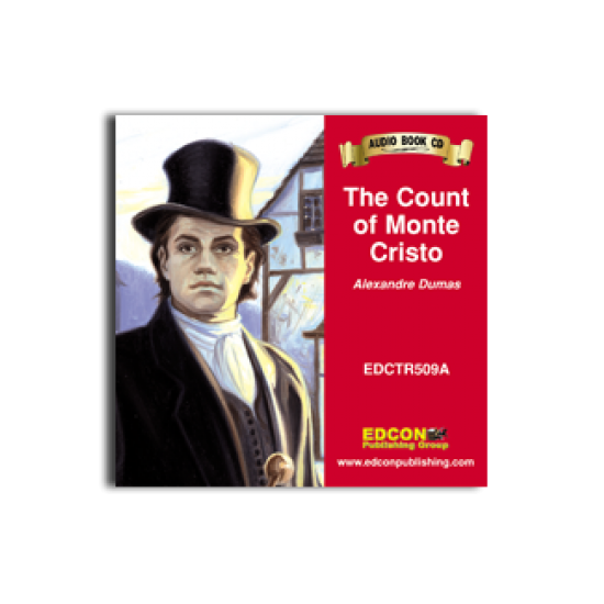 High-Interest/Low Readability Classics: The Count of Monte Cristo Audio CD