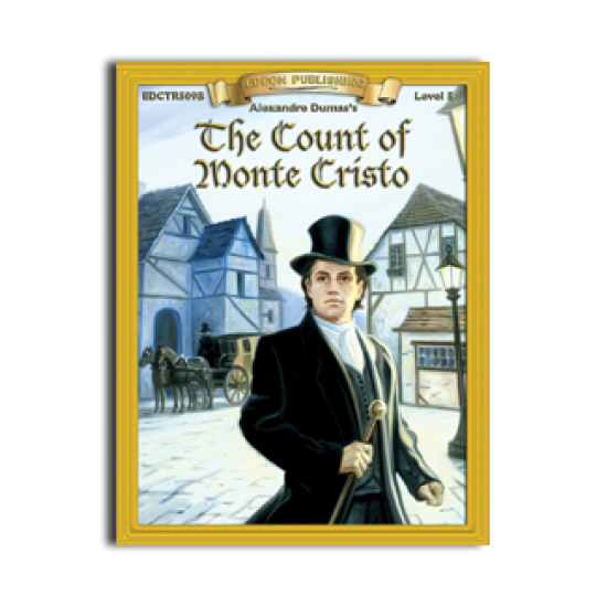 High-Interest/Low Readability Classics: The Count of Monte Cristo