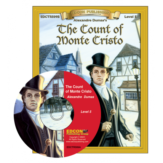 High-Interest/Low Readability Classics: The Count of Monte Cristo Set