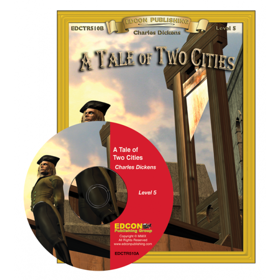 High-Interest/Low Readability Classics: A Tale of Two Cities Set