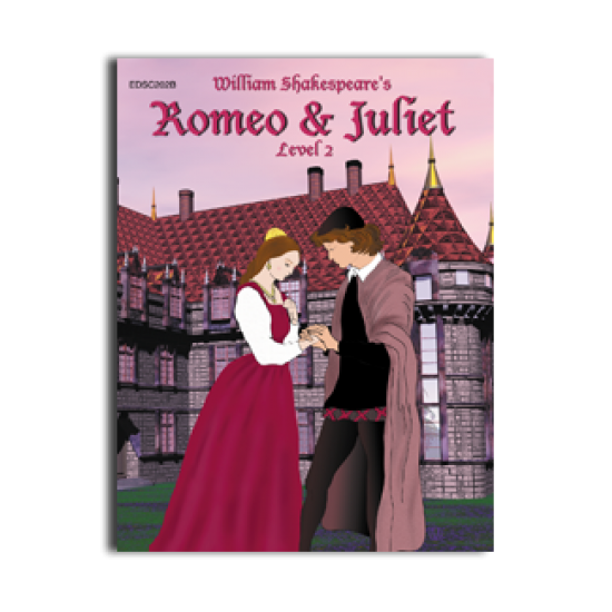 Easy Reading Shakespeare: Romeo & Juliet