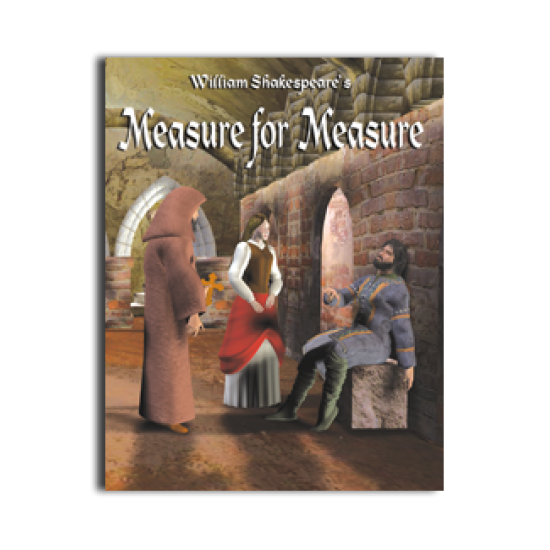 Easy Reading Shakespeare: Measure for Measure