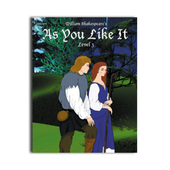 Easy Reading Shakespeare: As You Like It