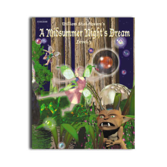 Easy Reading Shakespeare: A Midsummer Night's Dream