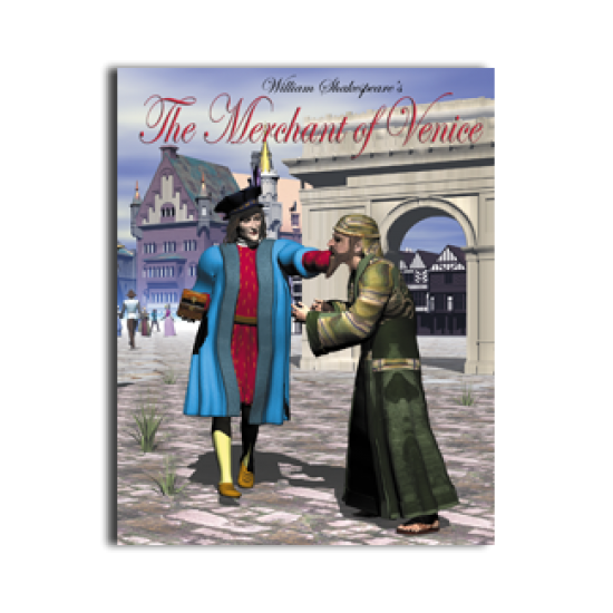 Easy Reading Shakespeare: The Merchant of Venice