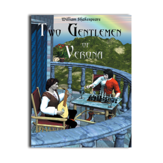 Easy Reading Shakespeare: Two Gentlemen of Verona