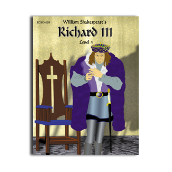 Easy Reading Shakespeare: Richard III