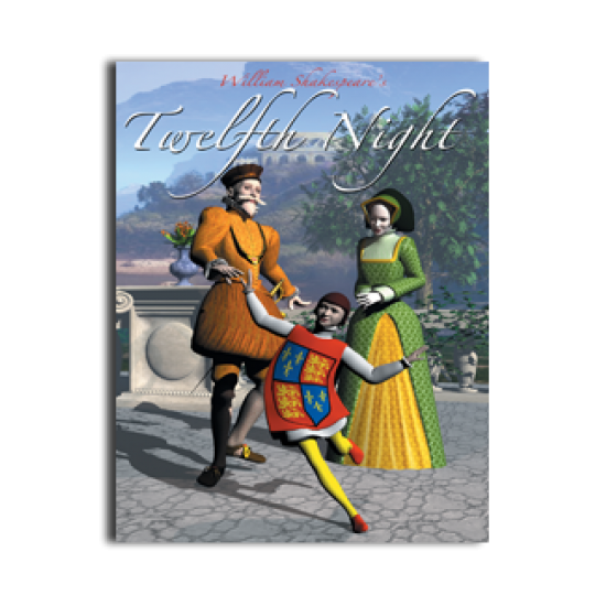 Easy Reading Shakespeare: Twelfth Night