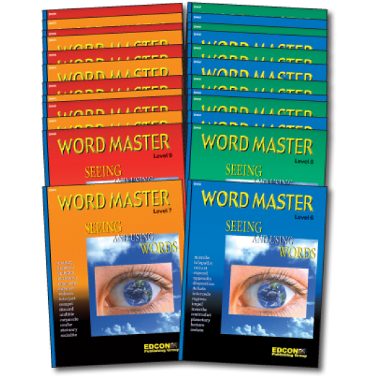 Word Master (24-Book Set)