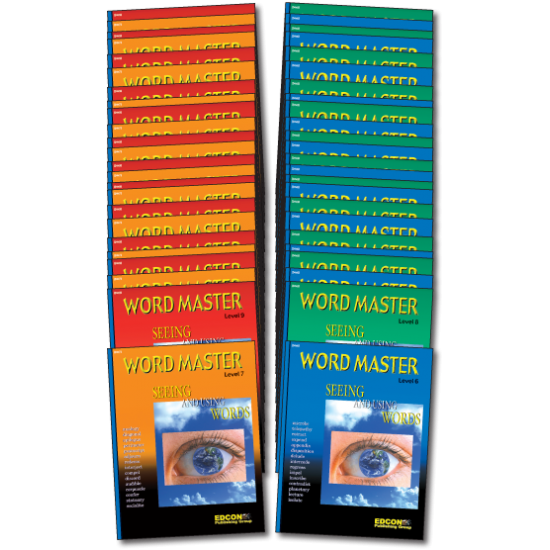 Word Master (40-Book Set)