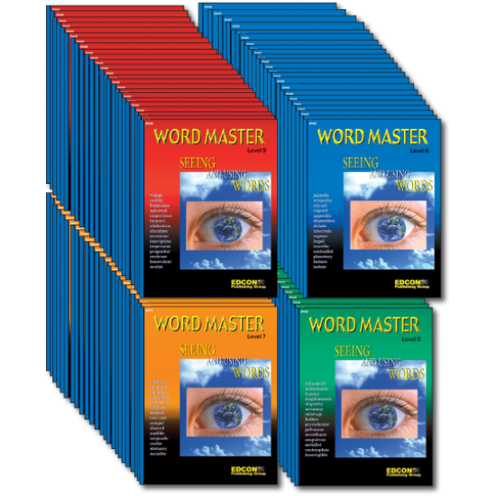 Word Master (80-Book Set)
