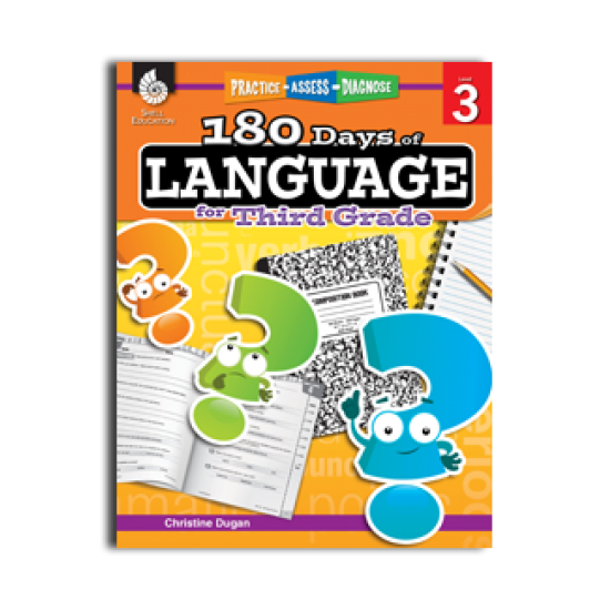 180 Days of Language for Third Grade