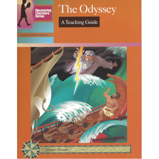 The Odyssey: Discovering Literature Series - Challenging Level