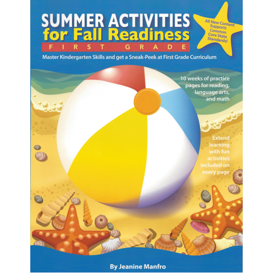 Summer Activities for Fall Readiness (Grade 1)