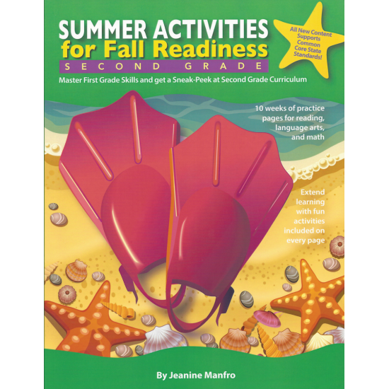 Summer Activities for Fall Readiness (Grade 2)