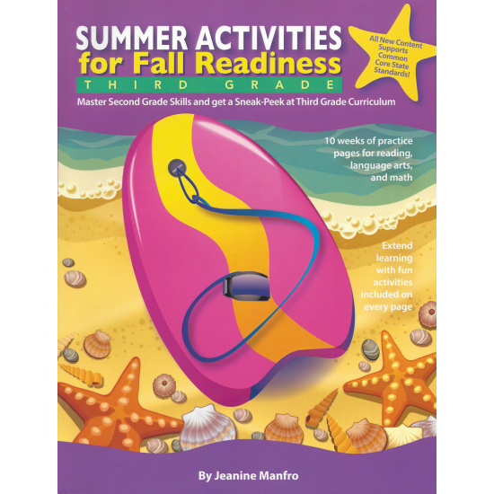 Summer Activities for Fall Readiness (Grade 3)