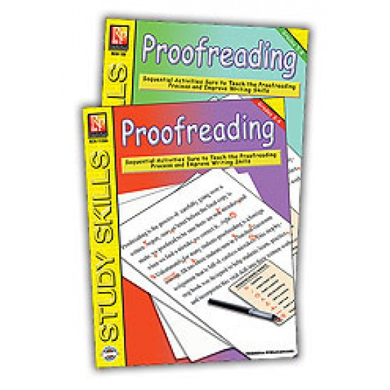Proofreading (2-Book Set)