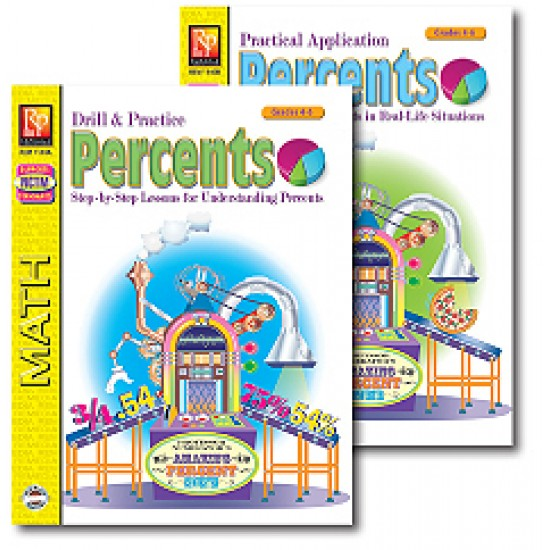 Percents (2-Book Set)