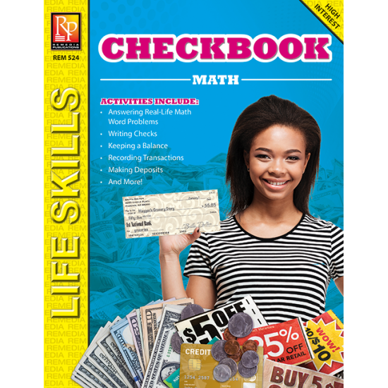 Checkbook Math: Life Skills Math Series