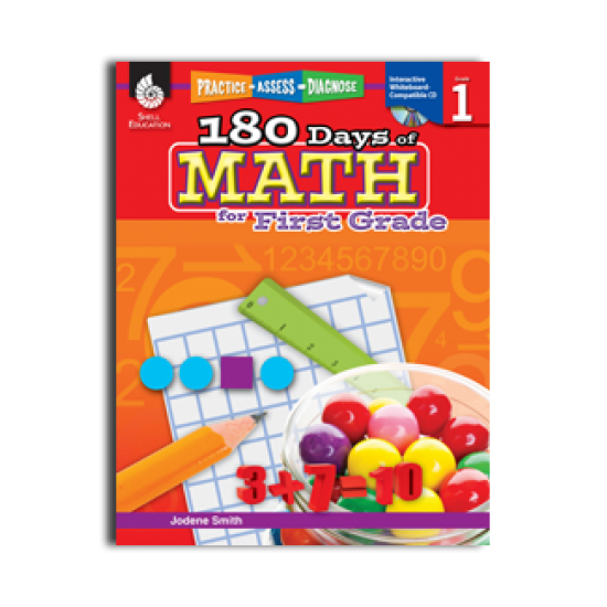 180 Days of Math (Grade 1)