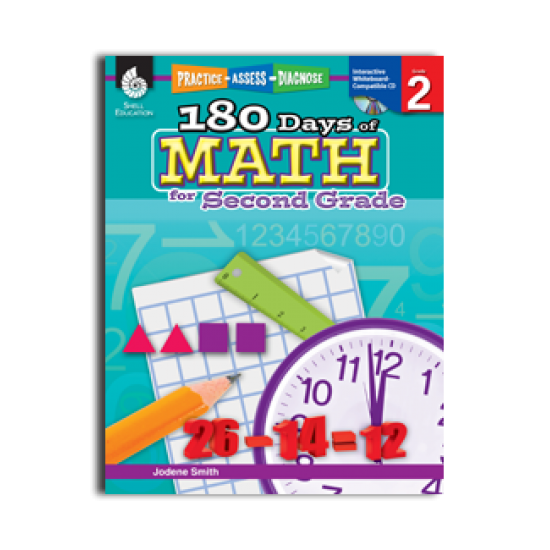 180 Days of Math (Grade 2)