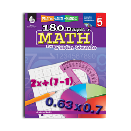180 Days of Math (Grade 5)