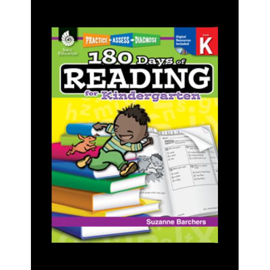 180 Days of Reading (Grade K)