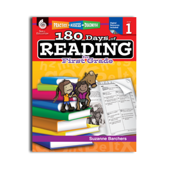 180 Days of Reading (Grade 1)