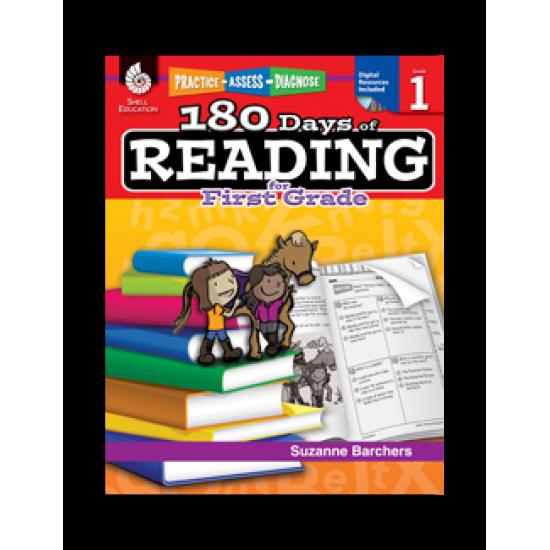 180 Days of Reading (Grade 1)