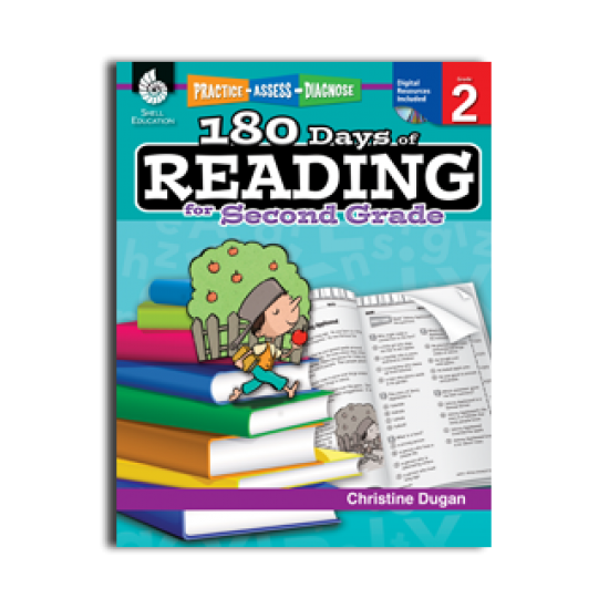 180 Days of Reading (Grade 2)