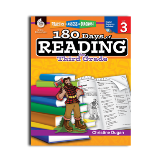 180 Days of Reading (Grade 3)