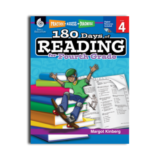 180 Days of Reading (Grade 4)