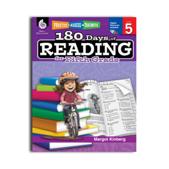 180 Days of Reading (Grade 5)