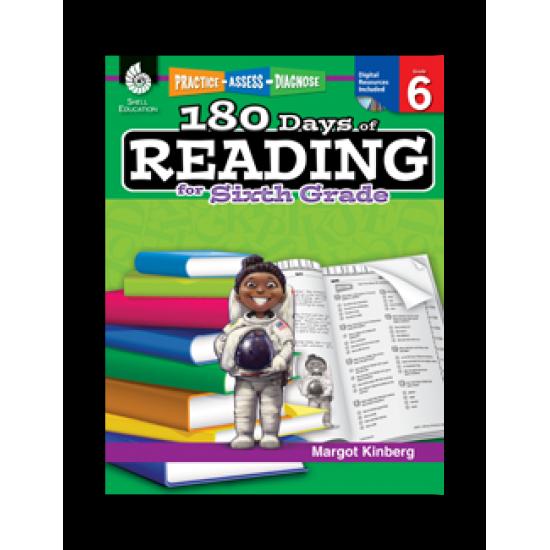 180 Days of Reading (Grade 6)