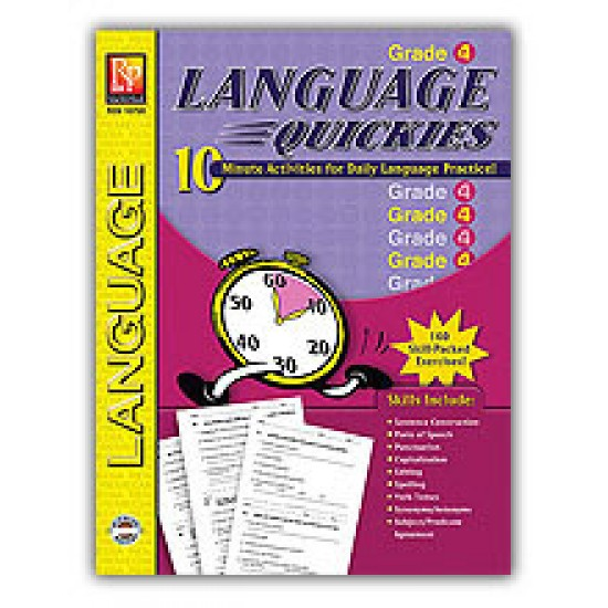 Language Quickies (Gr. 4)