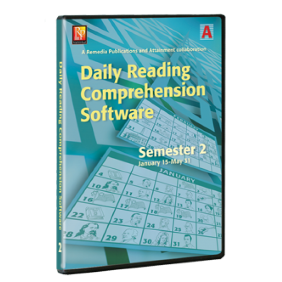 Daily Comprehension Software (Semester 2)