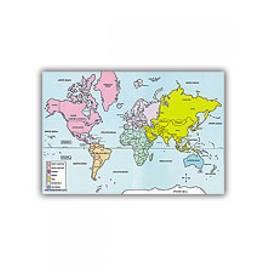 See the World Extra Maps (6)