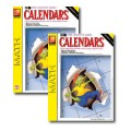 Time Concepts Series: Calendars (2-Book Set)