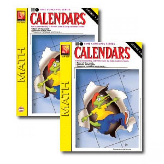 Calendars (2-Book Set)