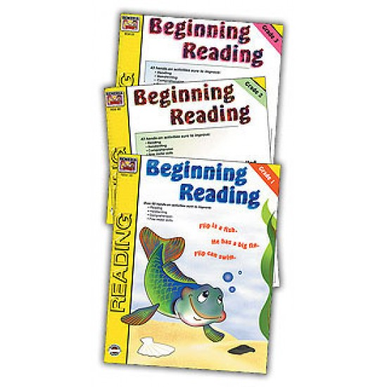 Beginning Reading (3-Book Set)