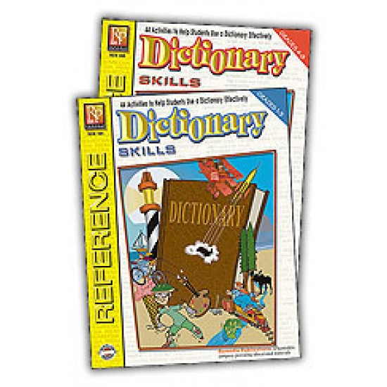 Dictionary Skills (2-Book Set)