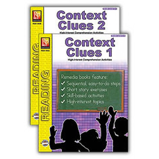 Context Clues (2-Book Set)