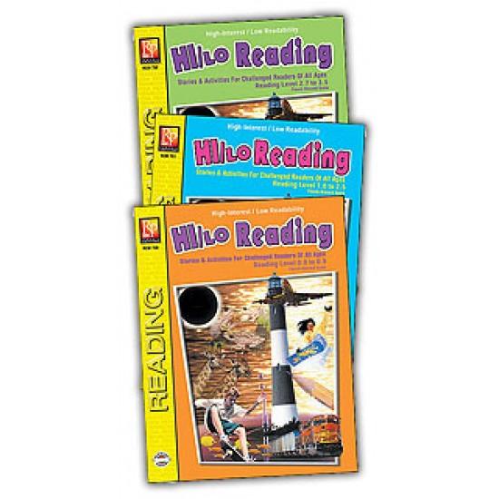 Hi/Lo Reading (3-Book Set)