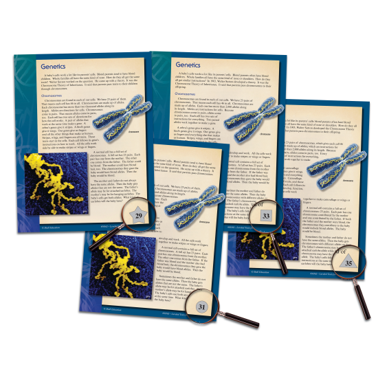 Leveled Texts for Science (Life Science)